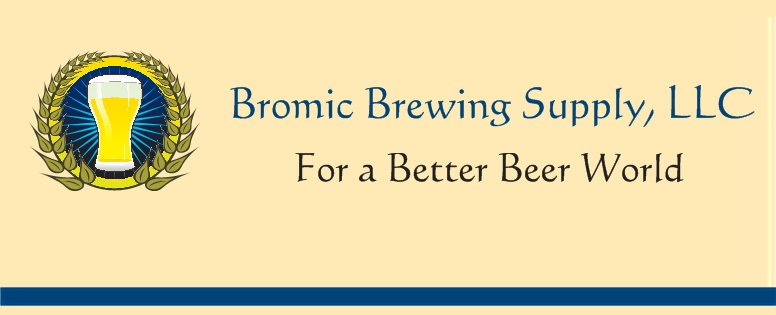 Bromic Brewing Supply, LLC - For a Better Beer World